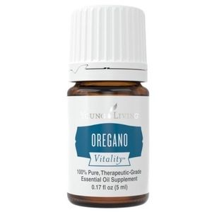 Young Living Oregano Vitality 5mL Essential Oil